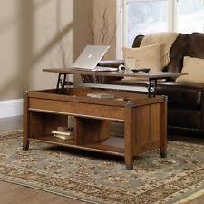 adjustable coffee table ebay