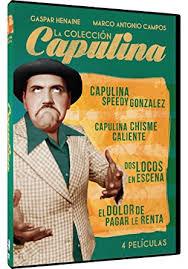 loco valdez related keywords suggestions peliculas de loco valdez amazon com capulina colección 4 películas gaspar henaine marco