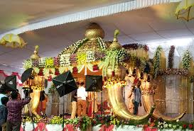 Marriage Decorations Wedding Flower Decoration In Bangalore Decorative Flowers