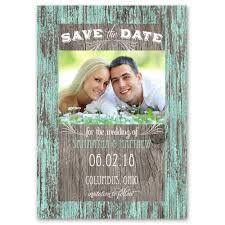 rustic save the dates rustic charm save the date card s bridal bargains