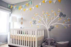 peinture chambre bébé peinture murale 107 idées couleurs pour la maison peintures