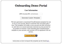 generating custom aws cloudformation templates with lambda to