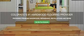 Colorado Laminate Flooring Element Hardwood Flooring Refinishing Installations Repairs