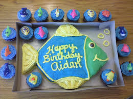 Fun And Easy Cake Ideas U0026 Directions For An Ocean Themed Party