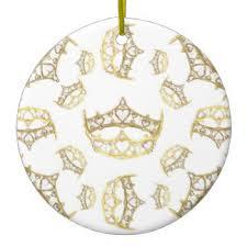 princess crown ornaments keepsake ornaments zazzle