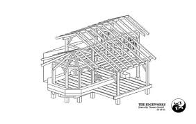 a frame plans free free small timber frame house plans the year of mud