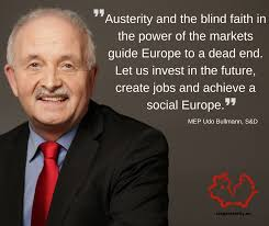 Members Of Blind Faith Udo Bullmann U0026 Terry Reintke Are New Supporters Stopausterity
