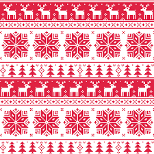 christmas patterns vector set 03 vector christmas vector