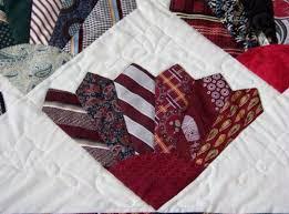 fancy fans six mens ties to make a fancy fans block then make a beautiful