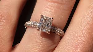 radiant cut engagement ring our 10 favorite radiant cut engagement rings diamond mansion