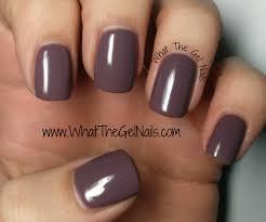 ibd smokey plum plus more ibd just gel colors nails
