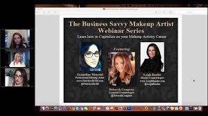 Professional Makeup Artist Websites Part 5 The Business Savvy Makeup Artist Deborah Compeau Youtube