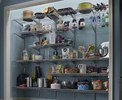 organizer wood pantry shelves pantry shelving systems