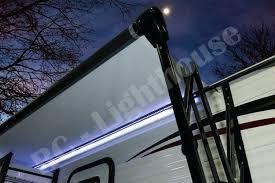 12 volt led strip lights for rv rv awning light strip led awning light set w remote control key 12