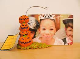 new hallmark keepsake 4x6 pumpkins photo holder with