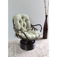 rattan papasan chair instachair us