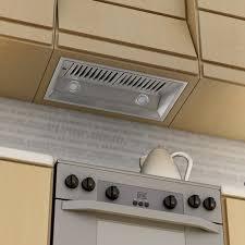 range hood exhaust fan inserts outdoor range hood insert 695 304 15 deep zline kitchen