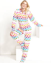 pajamas hooded footed pajamas womens pajamas robes