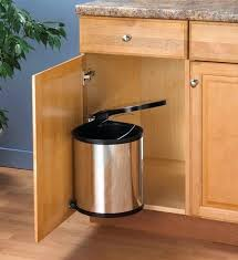 Under Cabinet Pull Out Trash Can Under Counter Trash Can U2013 Affordinsurrates Com