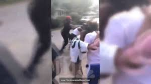 lexus of englewood facebook todaysvialvideo shows lexus suv run over young women fighting in