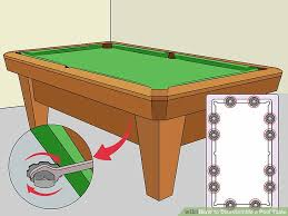 Dlt Pool Table by How To Disassemble A Pool Table 11 Steps With Pictures