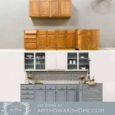 refinishing kitchen cabinets diy the easy way to refinish cabinets howard at home