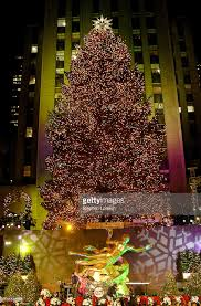 72nd annual rockefeller center tree lighting ceremony