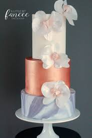 44 Best Modern Metallic Cakes Images On Pinterest Cake Central