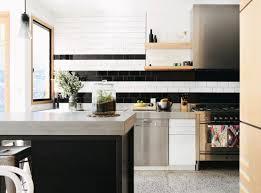modern silver floor l kitchen white marble floor pattern wooden kitchen island circular