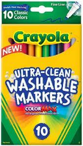 mr sketch assorted scent markers 12 pack 5 reg 10 49