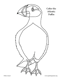Puffin Coloring Page Puffin Coloring Pages Omnitutor Co H2o Coloring Pages