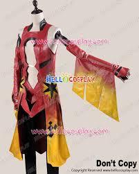Goldfish Halloween Costume Guilty Crown Cosplay Inori Yuzuriha Goldfish Costume