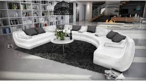 canapé design nilla couleur de l assise ainsi que du dossier au