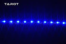 tatot lights aeromodelling dedicated led lights blue tl2816