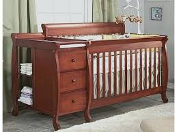 Crib Dresser Changing Table Combo Crib And Changing Table Crib Changing Table Dresser Set By Crib