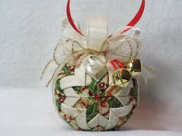 quilted christmas ornaments fishwolfeboro
