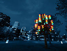 traffic light tree