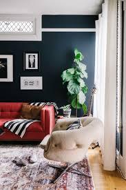 sofa tour déjà blue this san francisco living room gets a makeover room