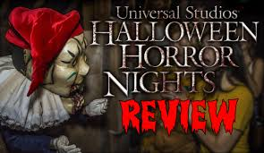 hollywood halloween universal studios hollywood halloween horror nights 2016 review