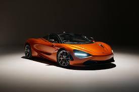 orange mclaren 720s in detail the new mclaren 720s drivetribe