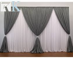 wedding backdrop kits how to make a wonderful pipe and drape kits for your events