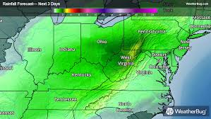 Show Me The Weather Map Local And National Weather Forecasts Radar U0026 News Weatherbug