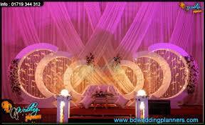 Wedding Stage Decoration Wedding Decoration U0026 Flower Stage Bd Event Management U0026 Wedding