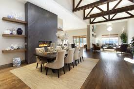 dining room design rustic farm dining table from wooden planks