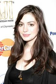 10 anne hathaway long hairstyles so many fun styles page 1 of 1