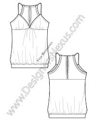 free knitwear illustrator flat sketches knits u0026 sweater flat drawings