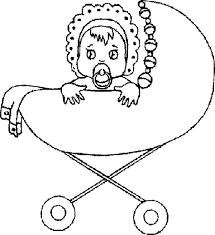 babies milk coloring pages bulk color