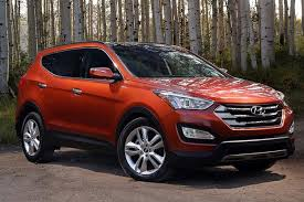 hyundai 2016 santa fe 2016 hyundai santa fe vs hyundai santa fe sport what s the