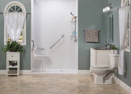 Barrier Free Bathroom Design by Barrier Free Showers Columbus Cleveland And Cincinnati Oh