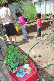 family gardening garden connect grow a family the educators u0027 spin on it